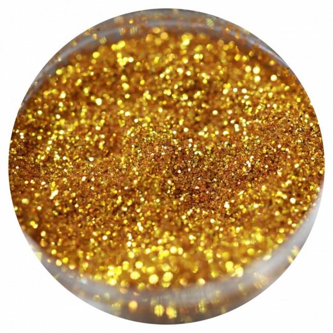 Glitter Golden Muffet - Pigment Machiaj Ama
