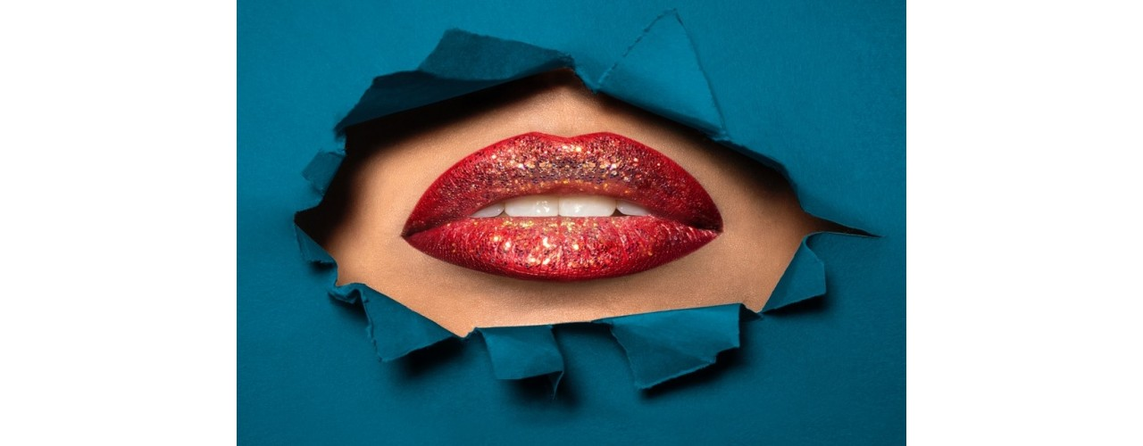 Putem sa folosim pigmentii cosmetici si pentru machiajul buzelor?