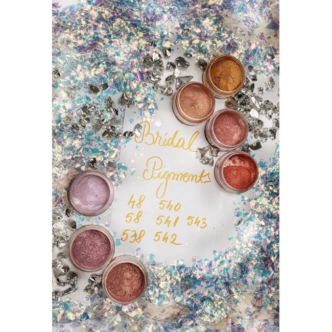 Proposal Memories - Mostre Pigmenti Mirese Set Nr  3