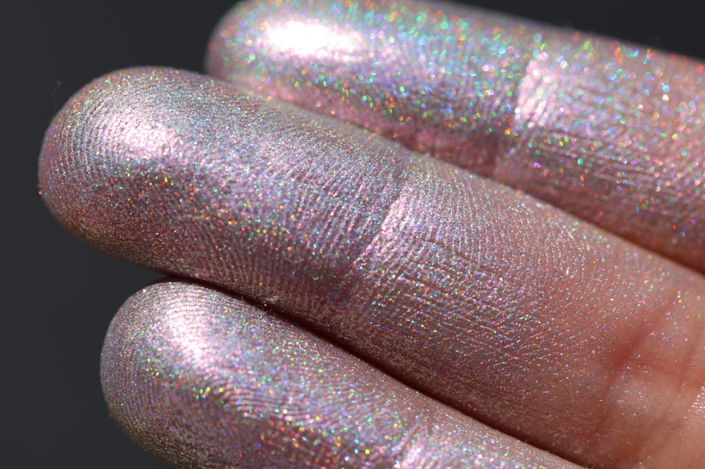 pigmenti cosmetici Holographic